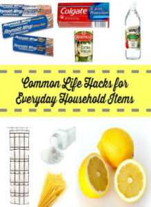 10 More Everyday Household Tips