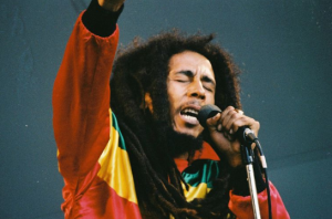 BOB MARLEY'S LAST NIGHT IN OAKLAND